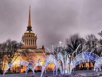 Сказ о Петербурге. Первый-праздничный