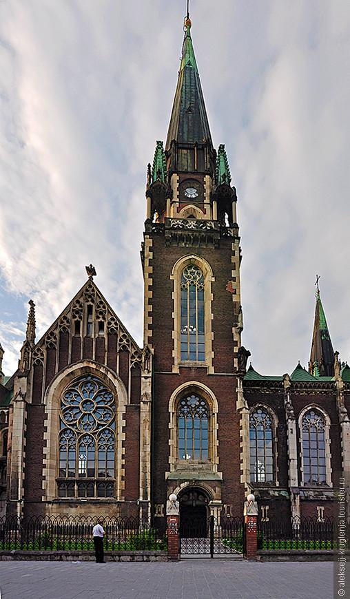 Костел Святой Эльжбеты.