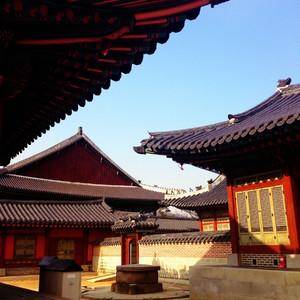 Мой зимний Сеул