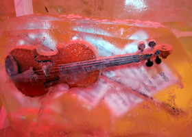 Крещенские морозы в Сокольниках