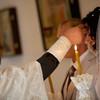 Венчание в Русской Православной Церкви г.Бари молодой пары из Читы,Юлии и Николая.