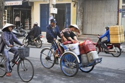 Транспорт во Вьетнаме: от мотороллера до самолета
