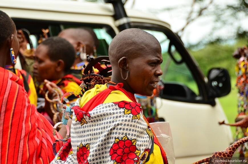 Красивы африканские женщины...