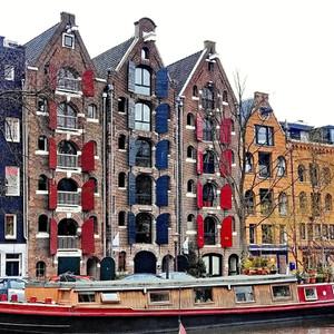 Загадки Амстердама  или  Новогодние каникулы 18+