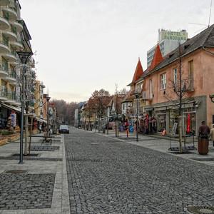 Венгрия, Хевиз в декабре