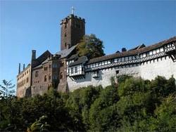 Вартбург ожидает тридцатимиллионного посетителя