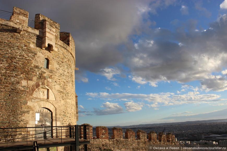 Башня Тригону.
