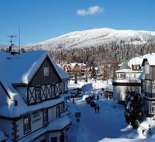 В Чехии развивают «горнолыжный» экстремальный гольф