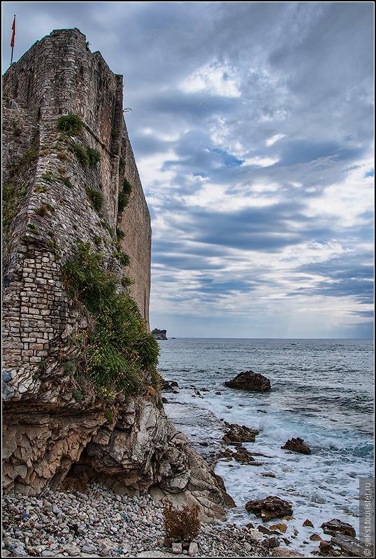 Средневековая крепость старого города