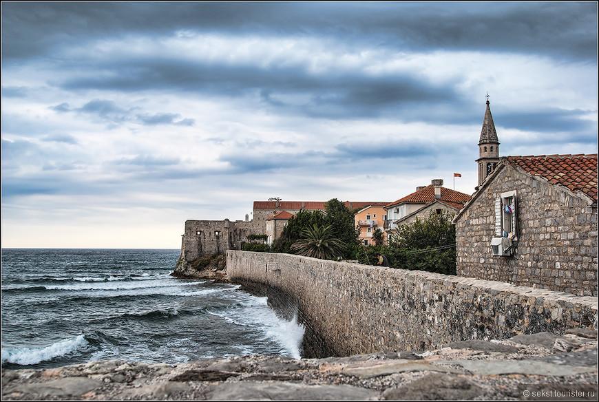 Старый город, колокольня церкви Св. Иоанна