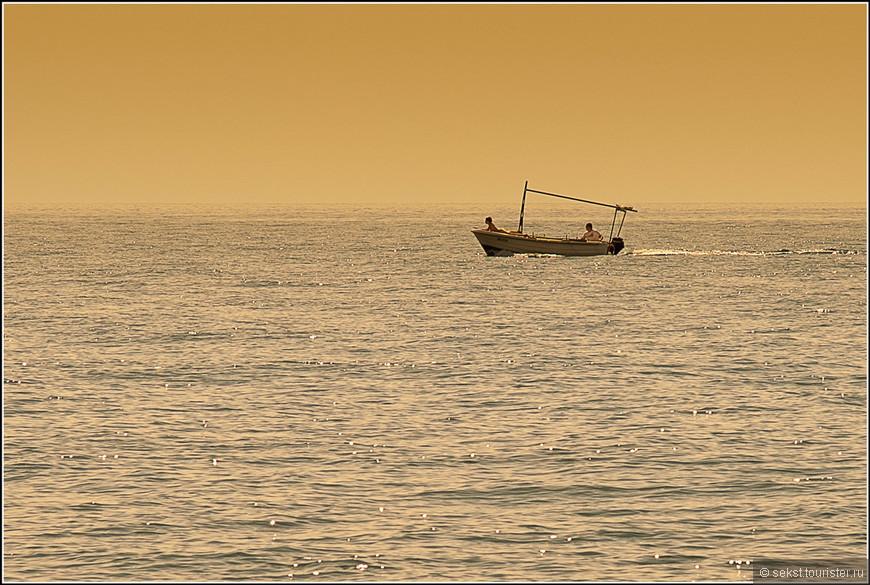 Адриатическое море и пускай весь мир подождет!