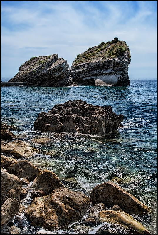 У острова Святого Николы