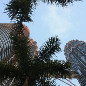 Куала-Лумпур и его знаменитые башни-близнецы
