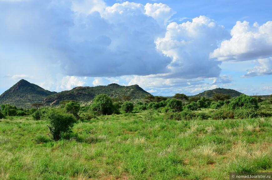 Панорама Самбуру