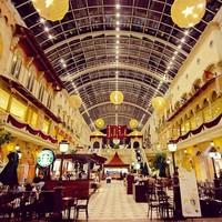 Самым посещаемым торговым центром в мире признан Dubai Mall