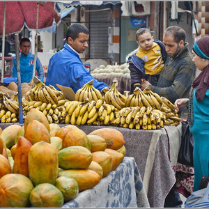 Апельсиновый салат из Магриба (Марокко)
