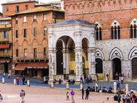 Siena/Сиена...или город любителей скачек