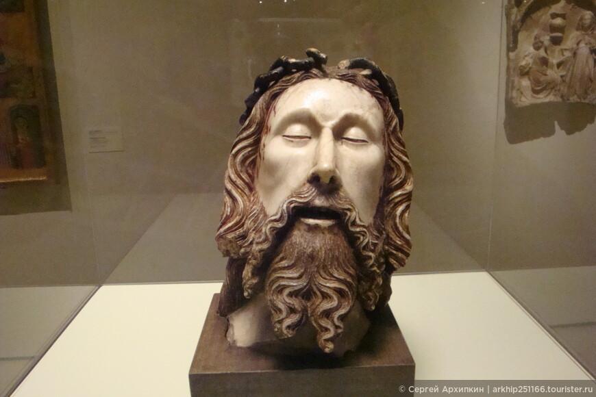 Голова Христа 1352 года