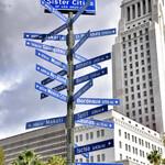 Города-побратимы LA