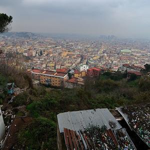 Неаполь - история одного спуска