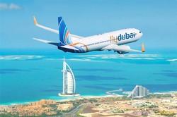 Flydubai будет летать в Самару и Екатеринбург круглый год