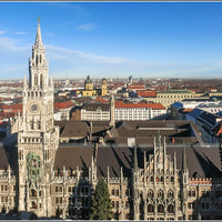 Лучезарный Мюнхен