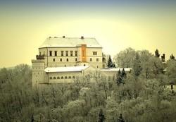 После реконструкции открыт замок Летовице