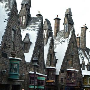 Волшебный мир Гарри Поттера в Орландо