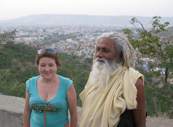 Шокирующая Индия. Разговор с махараджей