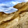 На черепашьем пляже Алагади в Кирении
