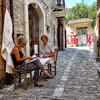 На улицах Лефкары. Обзорная экскурсия по Кипру с частным русским гидом