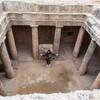 Гробницы Королей. Экскурсия в Пафос