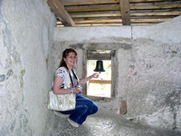 Словения Предъямский замок 2008