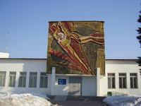Музей Космос (п. Никульское)-апрель 2009