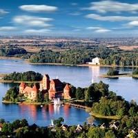 В Литве открываются новые смотровые площадки