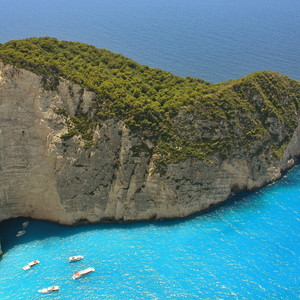 Закинф, Греция, идеальный остров.