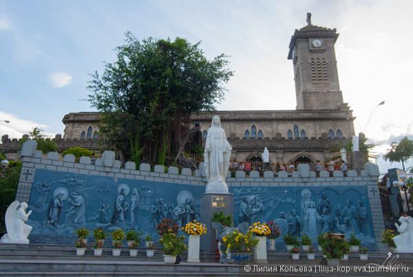 Главный католический собор города