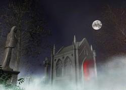 В Венгрии найден подвал графа Дракулы