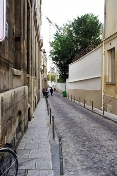 Парижские тайны миледи (часть 1-я)