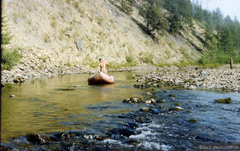 Речка называлась Малая Филиповка, на галечных косах можно было найти и яшму и сердолик