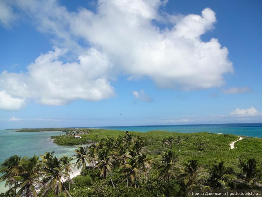 Заповедный остров Контой - царство птиц и мангров