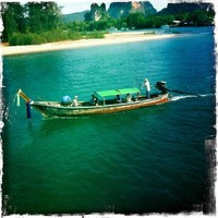 В таиландской провинции Краби в результате кораблекрушения пострадало несколько человек