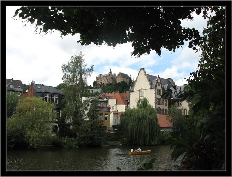 Купить квартиру в марбурге германия