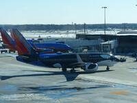 Аэропорт с самолетом — ну надо же!