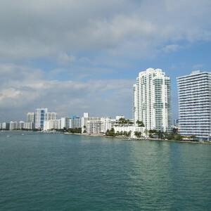 Майами-Бич — арт-деко и не только