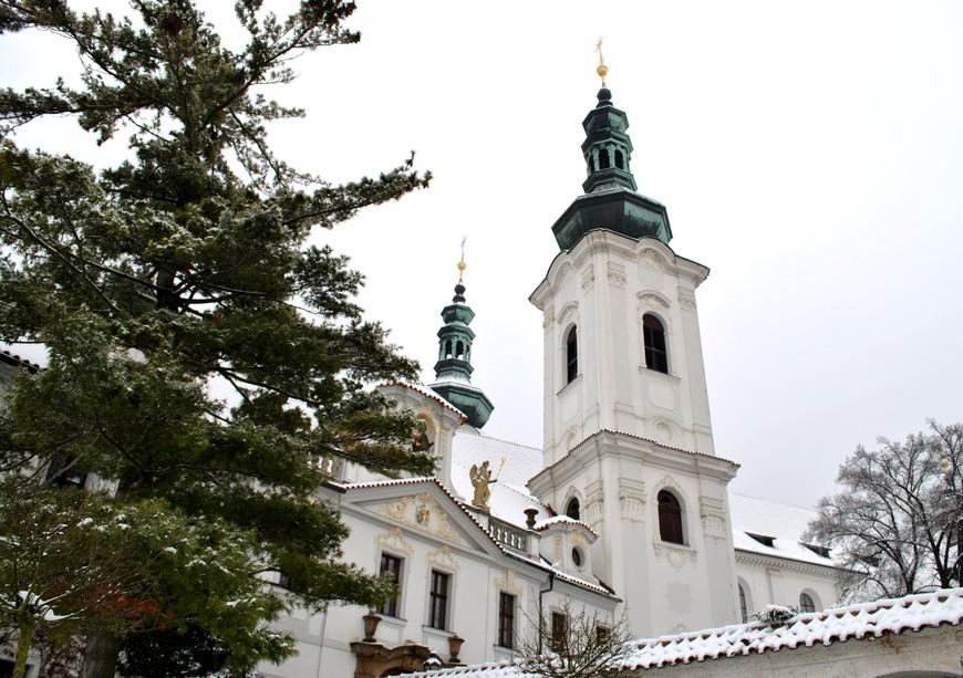 Страговский монастырь. Градчаны.