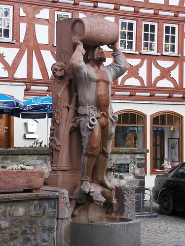 Цель в Германии — Лимбург на Лане