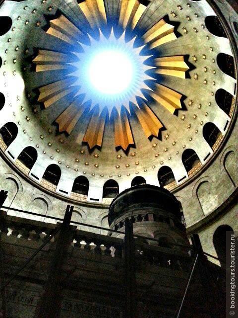 Вход в Гробницу Христа