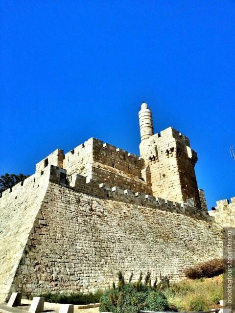 Башня царя Давида