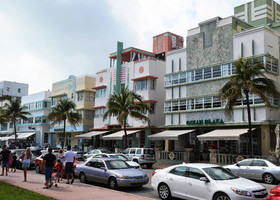 Майами-Бич — лакомый кусочек Флориды